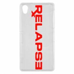 Чехол для Sony Xperia Z2 Relapse Eminem - FatLine