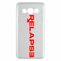Чохол для Samsung A3 2015 Relapse Eminem