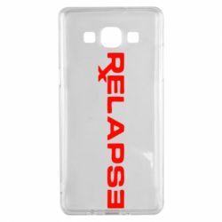 Чохол для Samsung A5 2015 Relapse Eminem