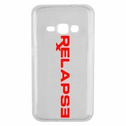 Чохол для Samsung J1 2016 Relapse Eminem