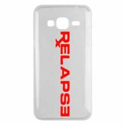 Чохол для Samsung J3 2016 Relapse Eminem