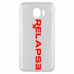 Чохол для Samsung J4 Relapse Eminem