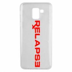 Чохол для Samsung J6 Relapse Eminem