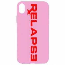 Чохол для iPhone XR Relapse Eminem