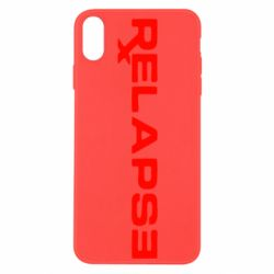 Чохол для iPhone Xs Max Relapse Eminem