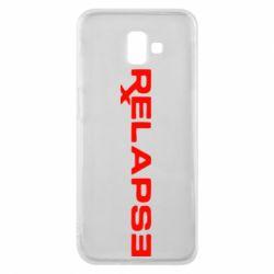 Чохол для Samsung J6 Plus 2018 Relapse Eminem