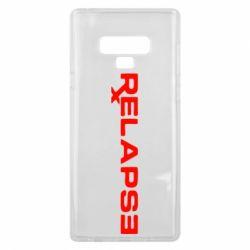 Чохол для Samsung Note 9 Relapse Eminem
