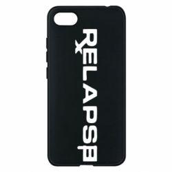 Чехол для Xiaomi Redmi 6A Relapse Eminem - FatLine