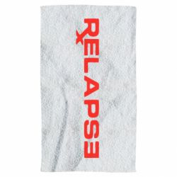 Рушник Relapse Eminem