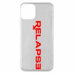 Чохол для iPhone 11 Relapse Eminem