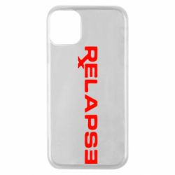 Чохол для iPhone 11 Pro Relapse Eminem