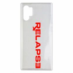 Чохол для Samsung Note 10 Plus Relapse Eminem