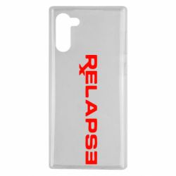 Чохол для Samsung Note 10 Relapse Eminem