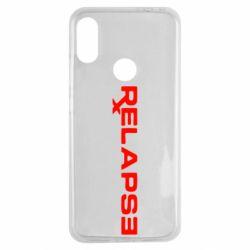 Чохол для Xiaomi Redmi Note 7 Relapse Eminem