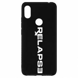 Чохол для Xiaomi Redmi S2 Relapse Eminem