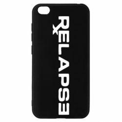 Чохол для Xiaomi Redmi Go Relapse Eminem