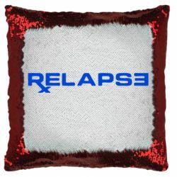 Подушка-хамелеон Relapse Eminem