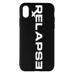 Чохол для iPhone X/Xs Relapse Eminem
