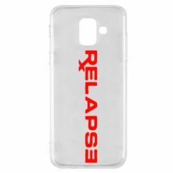 Чохол для Samsung A6 2018 Relapse Eminem
