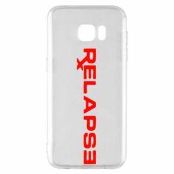 Чохол для Samsung S7 EDGE Relapse Eminem