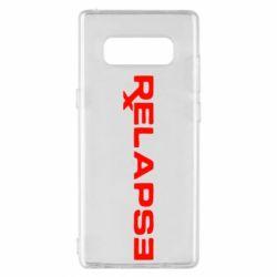 Чохол для Samsung Note 8 Relapse Eminem