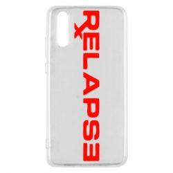 Чехол для Huawei P20 Relapse Eminem - FatLine