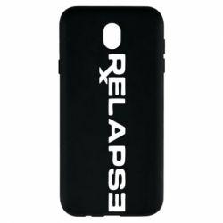 Чохол для Samsung J7 2017 Relapse Eminem