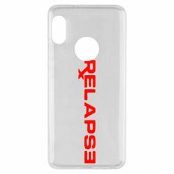 Чехол для Xiaomi Redmi Note 5 Relapse Eminem - FatLine