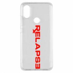 Чехол для Xiaomi Mi A2 Relapse Eminem - FatLine