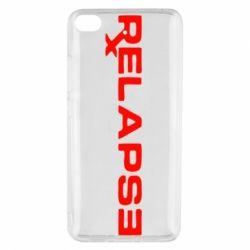 Чехол для Xiaomi Mi 5s Relapse Eminem - FatLine