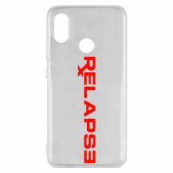 Чехол для Xiaomi Mi8 Relapse Eminem - FatLine