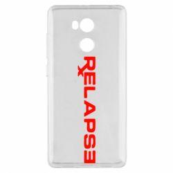 Чехол для Xiaomi Redmi 4 Pro/Prime Relapse Eminem - FatLine