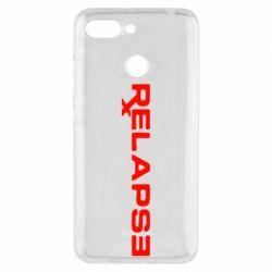 Чехол для Xiaomi Redmi 6 Relapse Eminem - FatLine