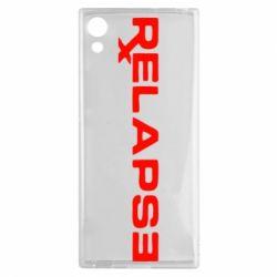 Чехол для Sony Xperia XA1 Relapse Eminem - FatLine