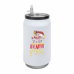Термобанка 350ml Remember death is not the end