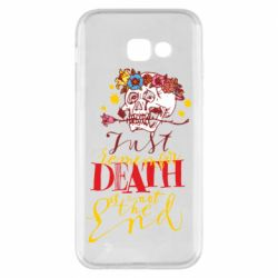 Чехол для Samsung A5 2017 Remember death is not the end