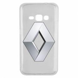 Чохол для Samsung J1 2016 Renault Logo