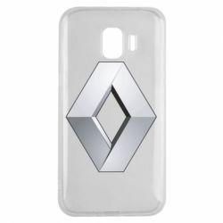 Чохол для Samsung J2 2018 Renault Logo