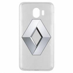 Чохол для Samsung J4 Renault Logo