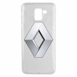 Чохол для Samsung J6 Renault Logo