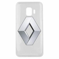 Чохол для Samsung J2 Core Renault Logo
