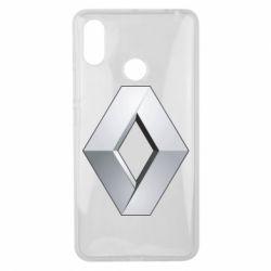 Чохол для Xiaomi Mi Max 3 Renault Logo