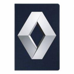Блокнот А5 Renault Logo