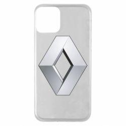 Чохол для iPhone 11 Renault Logo