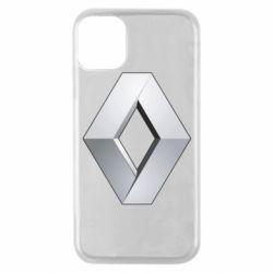 Чохол для iPhone 11 Pro Renault Logo