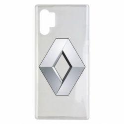 Чохол для Samsung Note 10 Plus Renault Logo