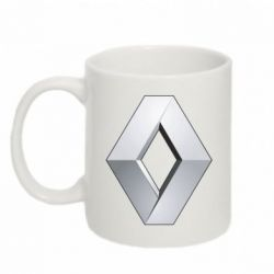 Кружка 320ml Renault Logo - FatLine