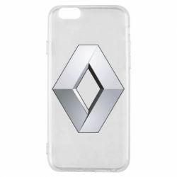 Чохол для iPhone 6/6S Renault Logo