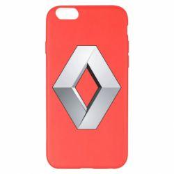 Чохол для iPhone 6 Plus/6S Plus Renault Logo