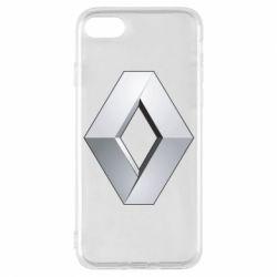 Чохол для iPhone 7 Renault Logo